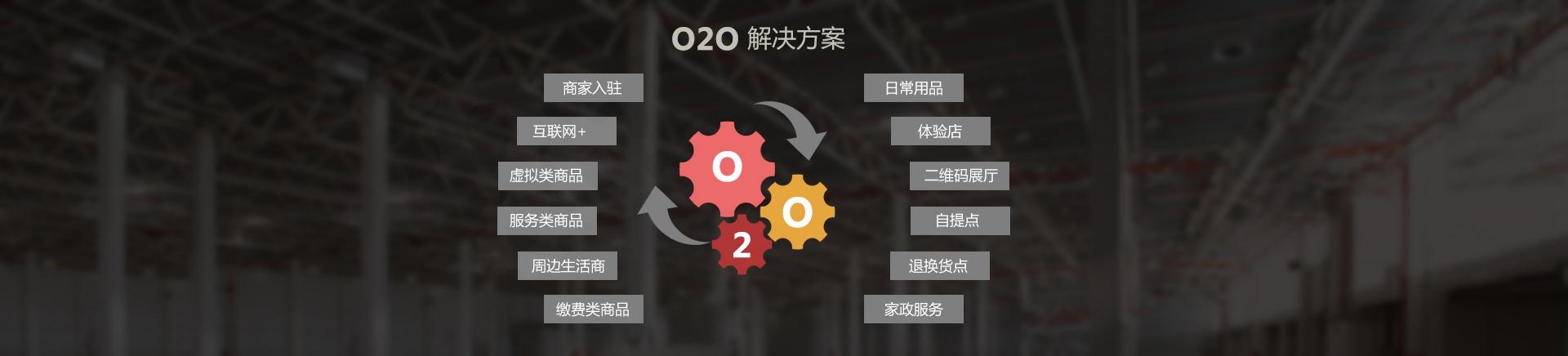 O2O电商平台解决方案